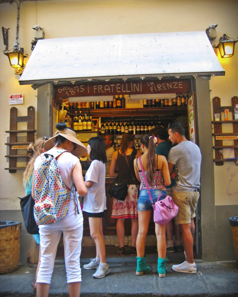 where to eat in florence fratellini