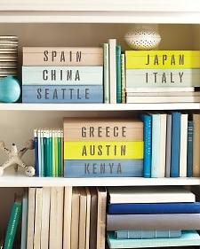 travel diy, travel memories diy, display memories from study abroad