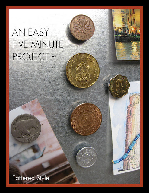 foreign coins diy, what to do with old coins, currency coins diy