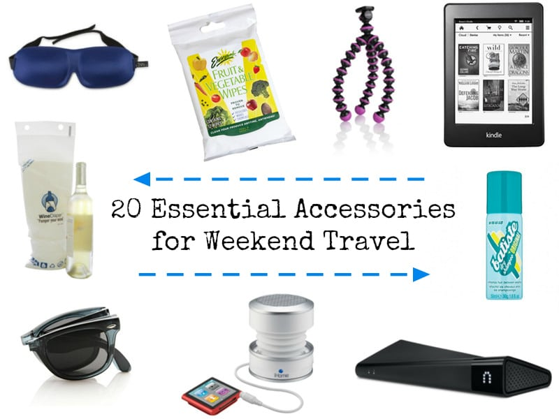 What to pack for weekend travel study abroad, what to bring for traveling during study abroad, what to get for study abroad, travel accessories for study abroad