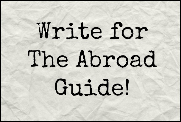 write for college, guest blog travel, guest blog for college, guest blog for study abroad