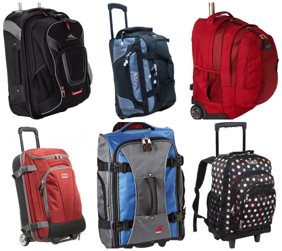 what bag to use for study abroad travel, suitcase or backpack for studying abroad, which bag to use while studying abroad