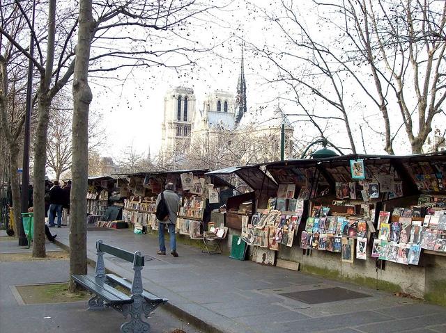 non tourist things to do paris Shopping