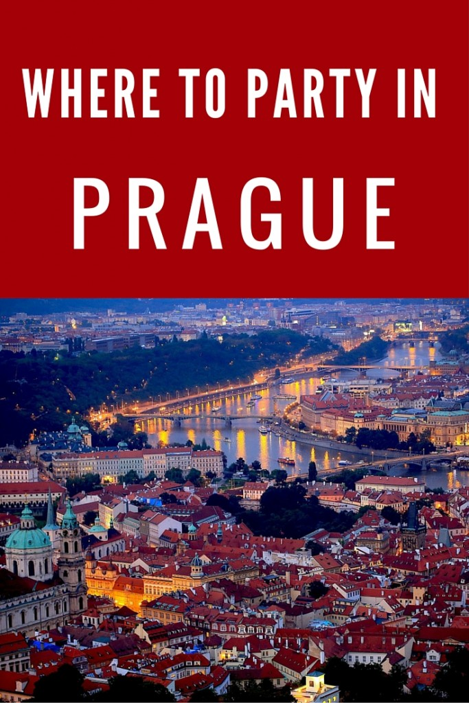 Click through for a list of bars and clubs to check out when in Prague. Where to party in Prague when you're visiting.