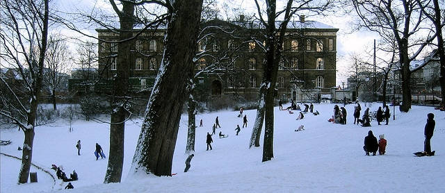 where to visit in the winter during study abroad