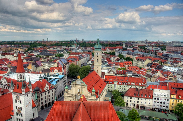 day trips from salzburg or munich while studying abroad