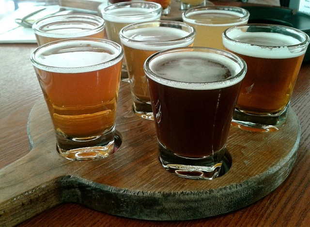 beer tasting ireland