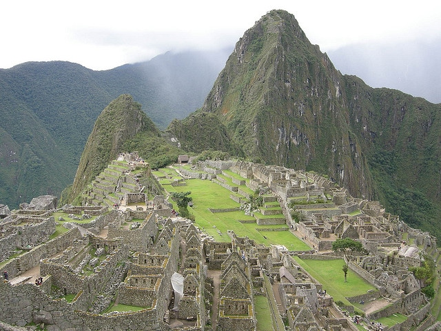 Machu picchu study abroad, what to do when studying in south america