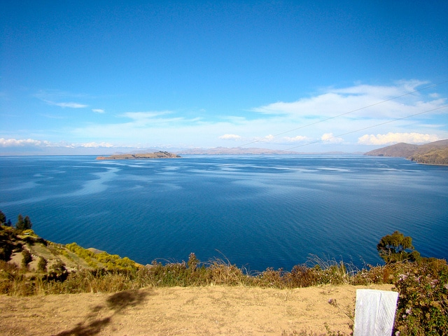 lake titicaca, what to do when studying in south america, places to go while studying abroad in south america