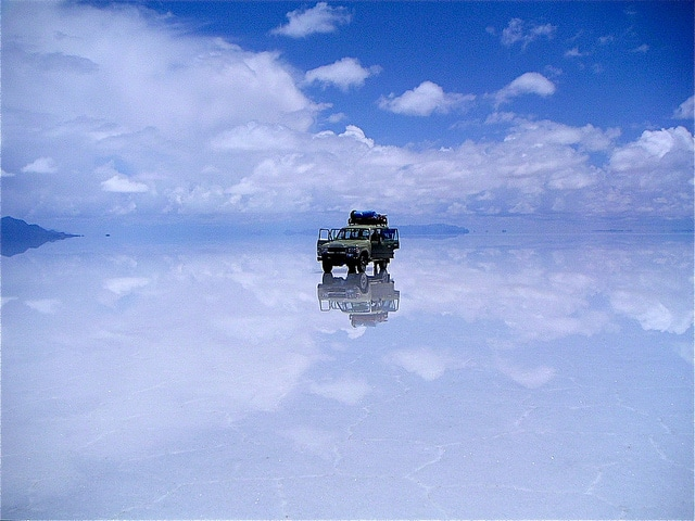 salt mines in bolivia, what to see in bolivia during study abroad