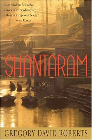 good books to read while traveling shantaram