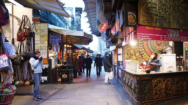 London Markets - Camden Lock Market