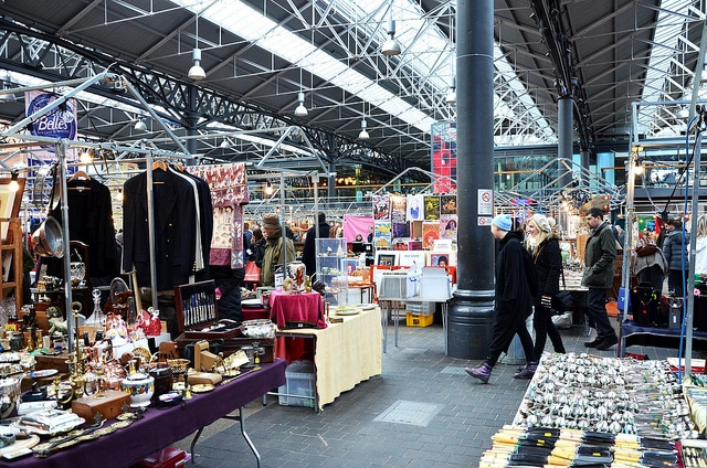London's Markets - OId Spitalfield's Market