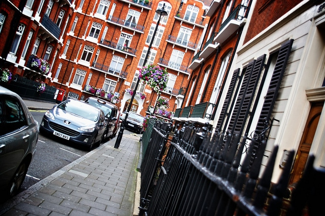 find apartment london study abroad, finding student hoursing in london