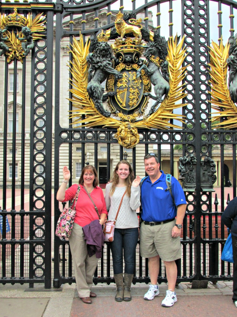 parents visit during study abroad