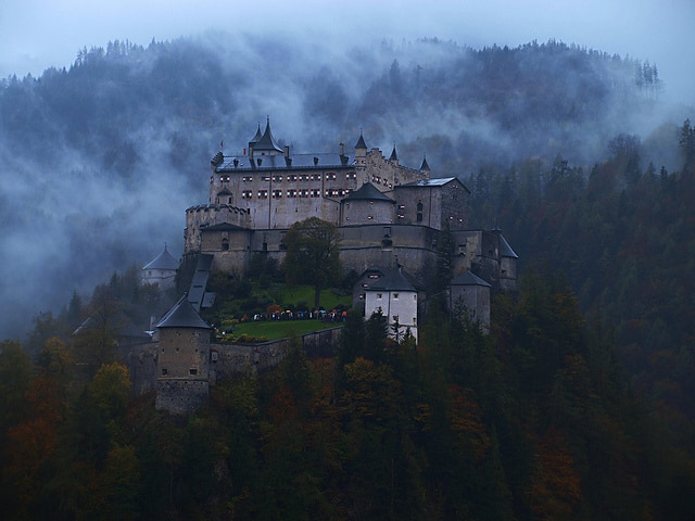 Castles in europe, europe's best castles, castles to visit in europe