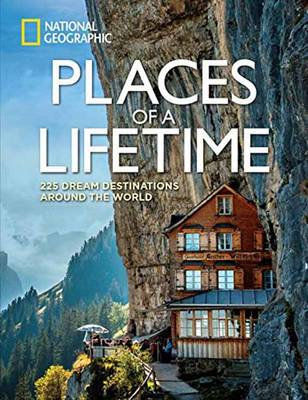 Great gift ideas for people who are always traveling, this is a great coffee table book for them to keep at home.