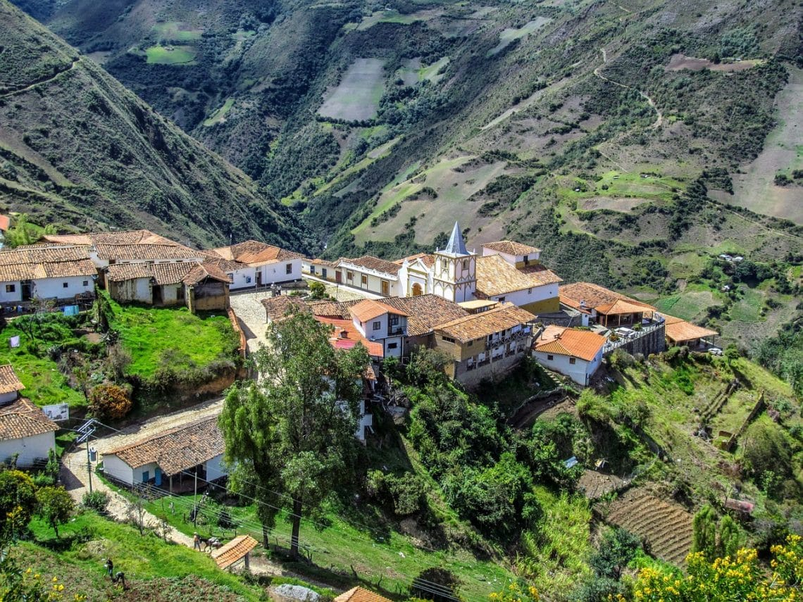 Top 5 places to visit in south america during their summer Best villages in america