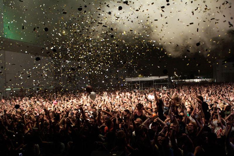 Sonar Festival, cool house festivals in Europe, festivals to go to while in Europe, top European festivals
