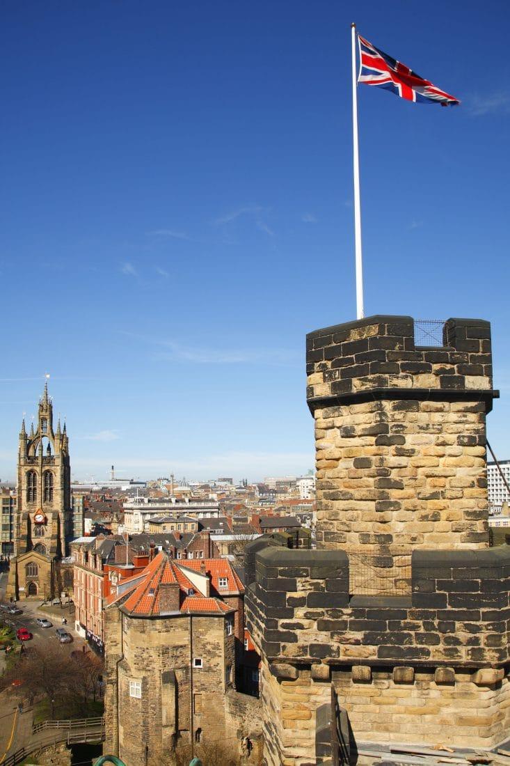 Guía de viaje de Newcastle