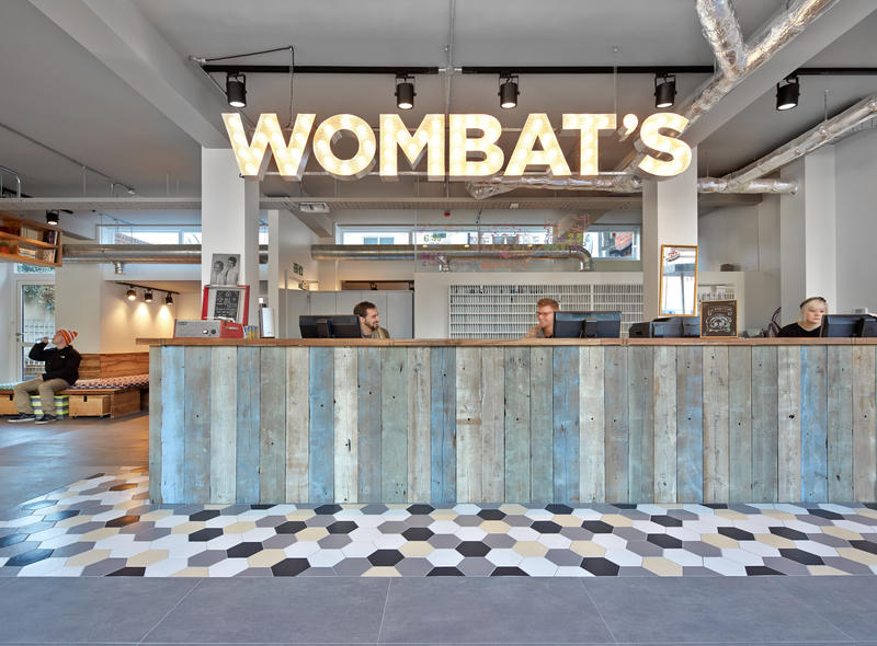 Best hostels in London - Wombats London