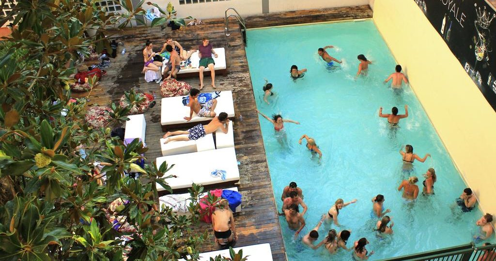 Best hostel in Florence - Plus Hostel Florence with pool