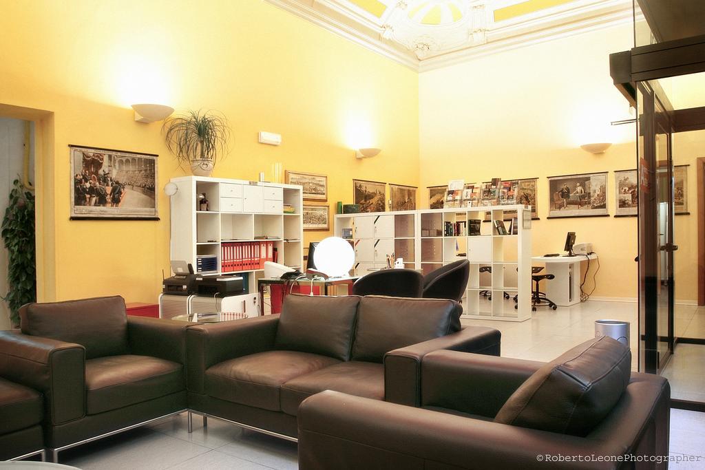 Best hostels in Florence - Academy hostel in great location