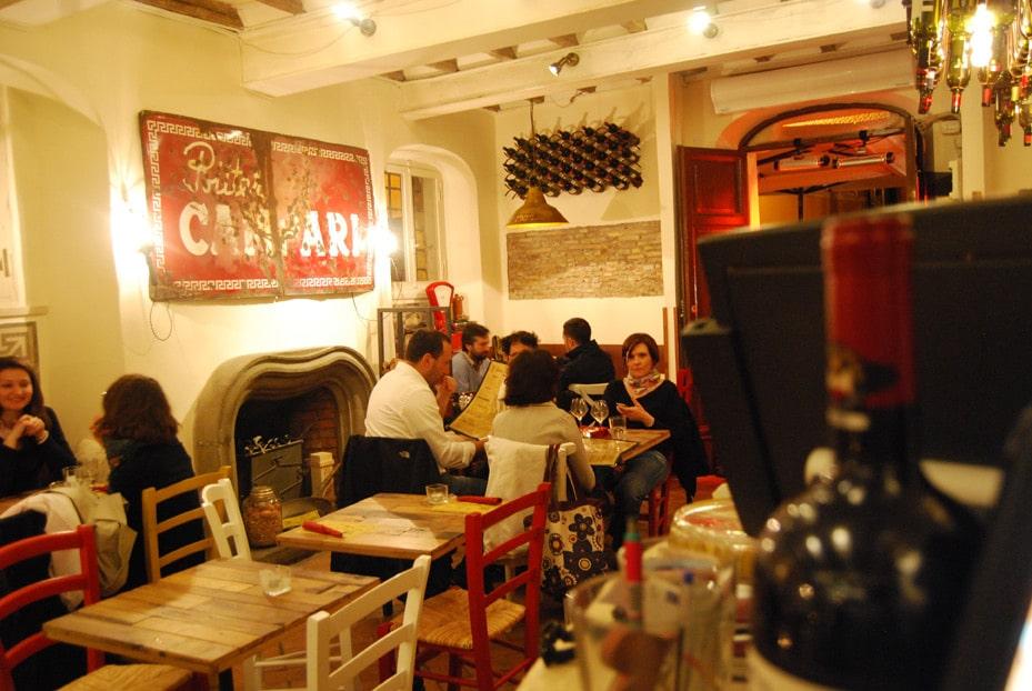 Best restaurants in trastevere, Rome