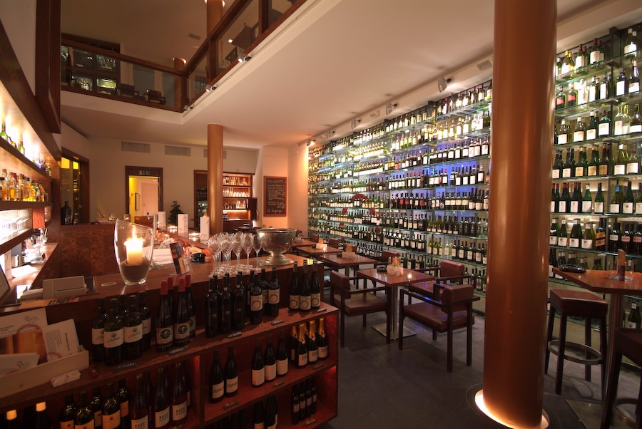 nice restaurants in Berlin, good restaurants in Berlin, where to get wine in Berlin