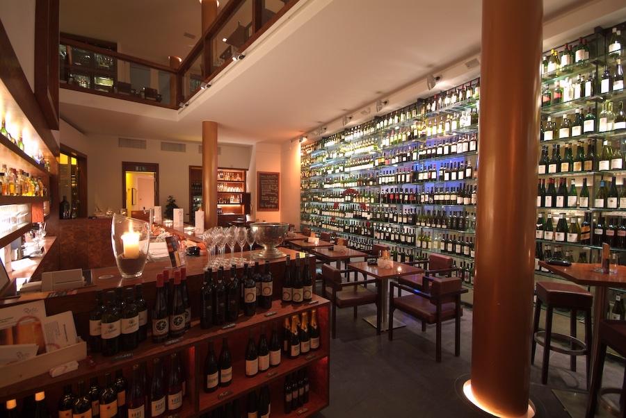 nice restaurants in Berlin, good restaurants in Berlin, where to get wine in Berlin