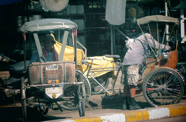 how to get to chiang mai, transportation in thailand chiang