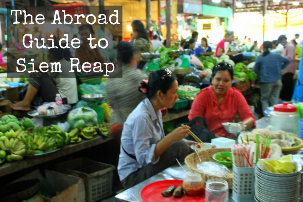 guide to siem reap, where to go in siem reap, cities in cambodia to study, where to visit near Thailand
