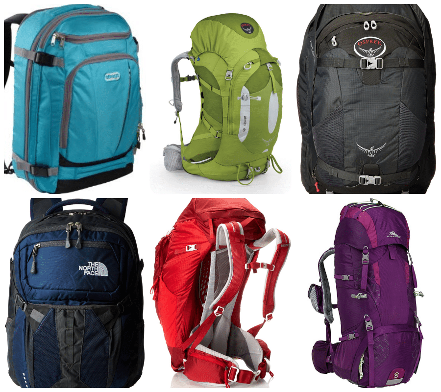 backpacks to use while studying abroad, Use a backpack for study abroad, good backpacks for study abroad, what luggage to get for study abroad