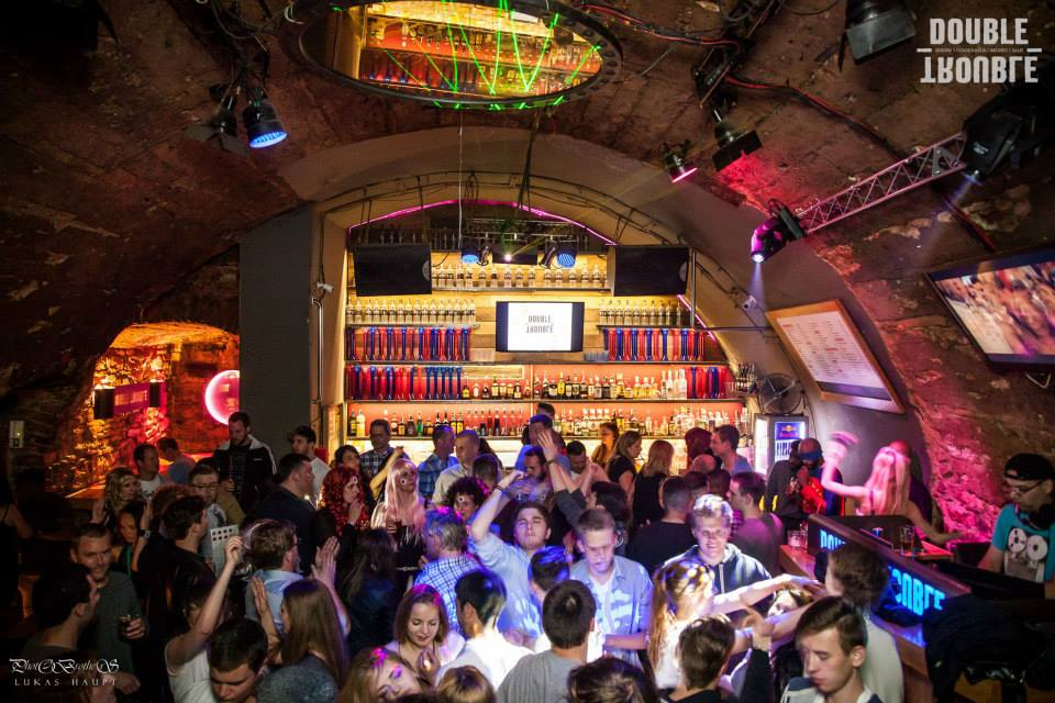 Where to party while in prague, including bars and clubs to go to while in Prague.