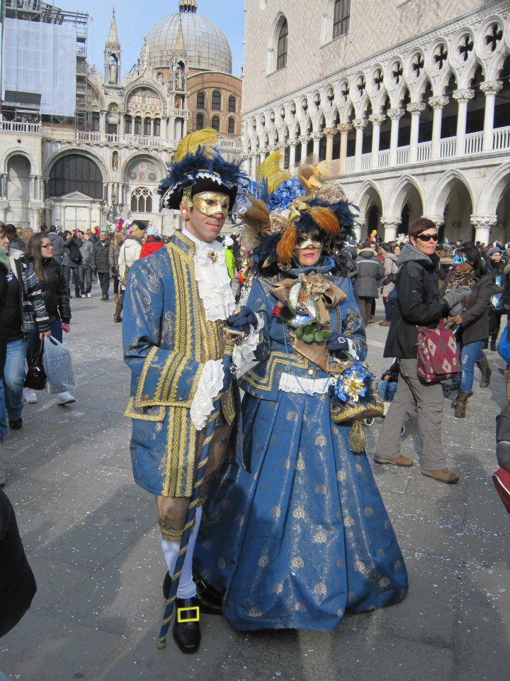 Venice - best European cities to visit during the winter when it's cold.