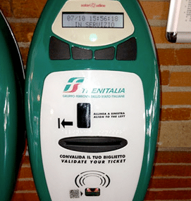 how to use the train system in Italy