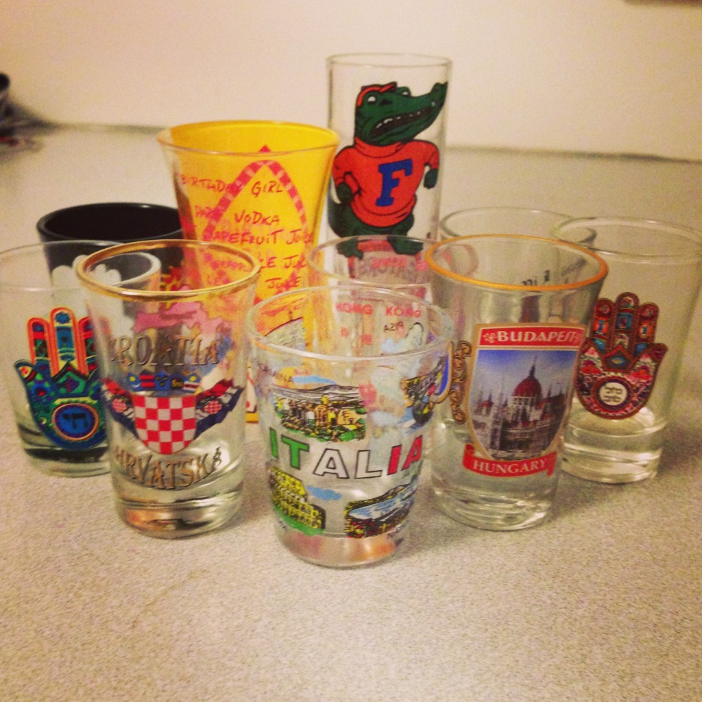 Shot glasses (1)