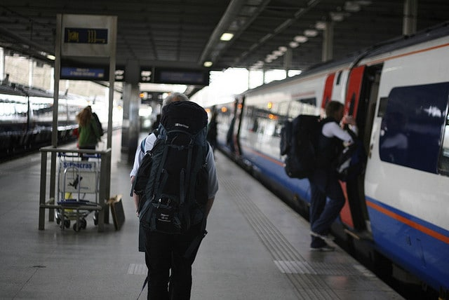 should I get eurail pass for study abroad, train pass study abroad, eurail pass for backpacking