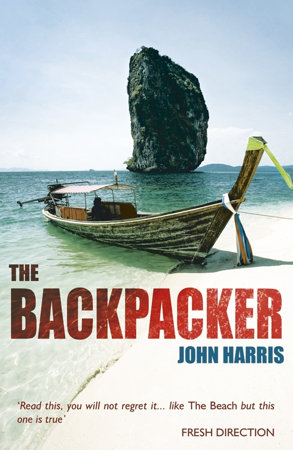 The Backpacker travel books