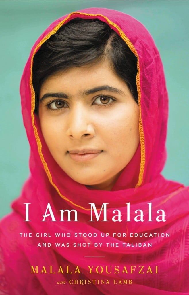 books to read while traveling malala