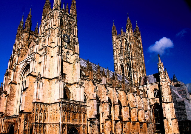 canterbury day trip, day trip during london study abroad
