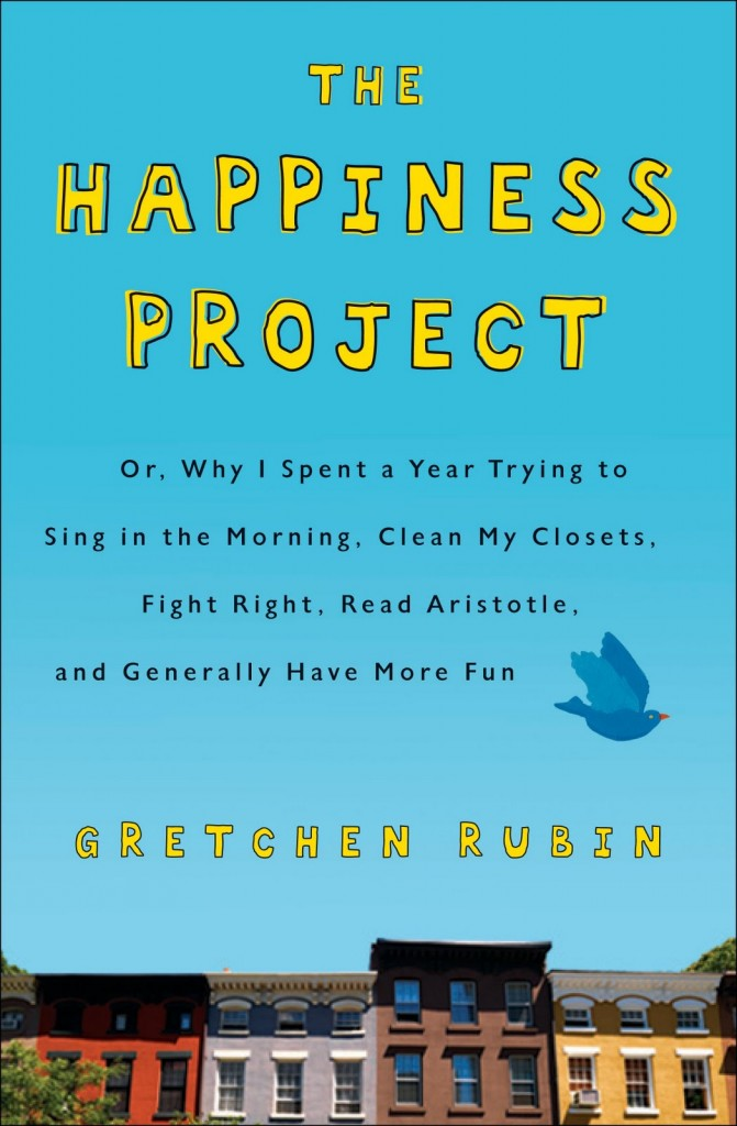 happiness project books to read while traveling