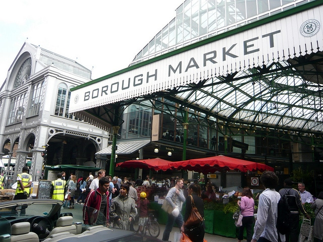 The Abroad Guide to London's Markets - Borough Market