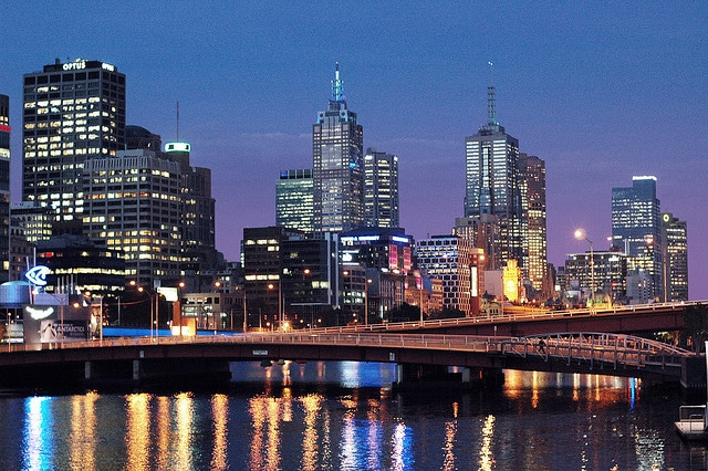 cities to visit when studying in australia