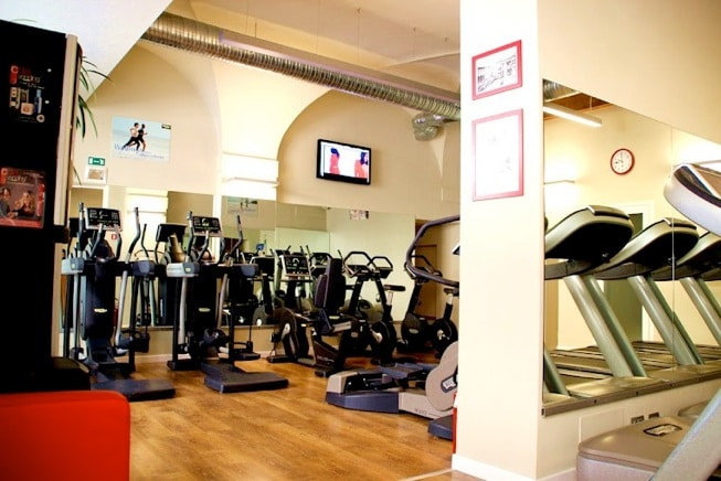 how to keep in shape in florence, where to do a workout in florence