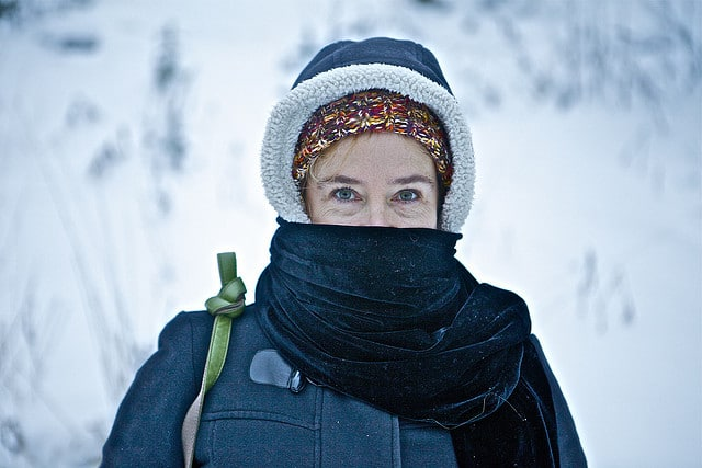 The best accessories and clothing to wear while traveling in the winter to keep you warm.