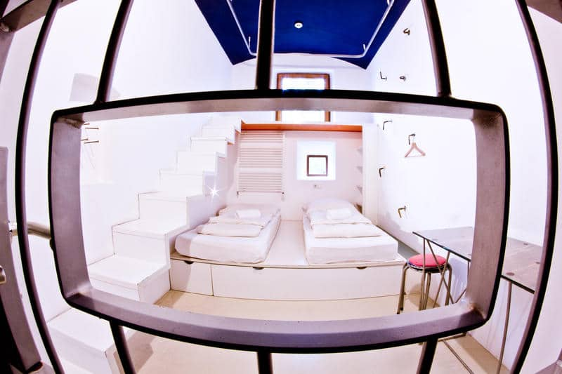 Hostels that are really cool, hostels cooler than hotels