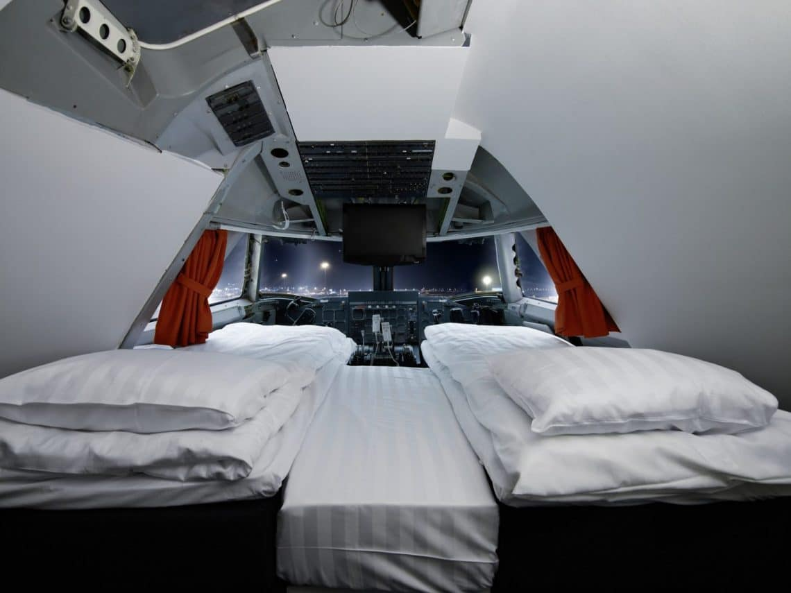 cool hostels, weird hotels, unique hostels to stay in