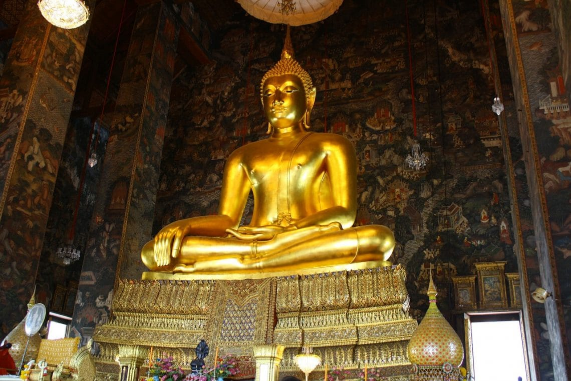 Visit in Thailand as a Backpacker