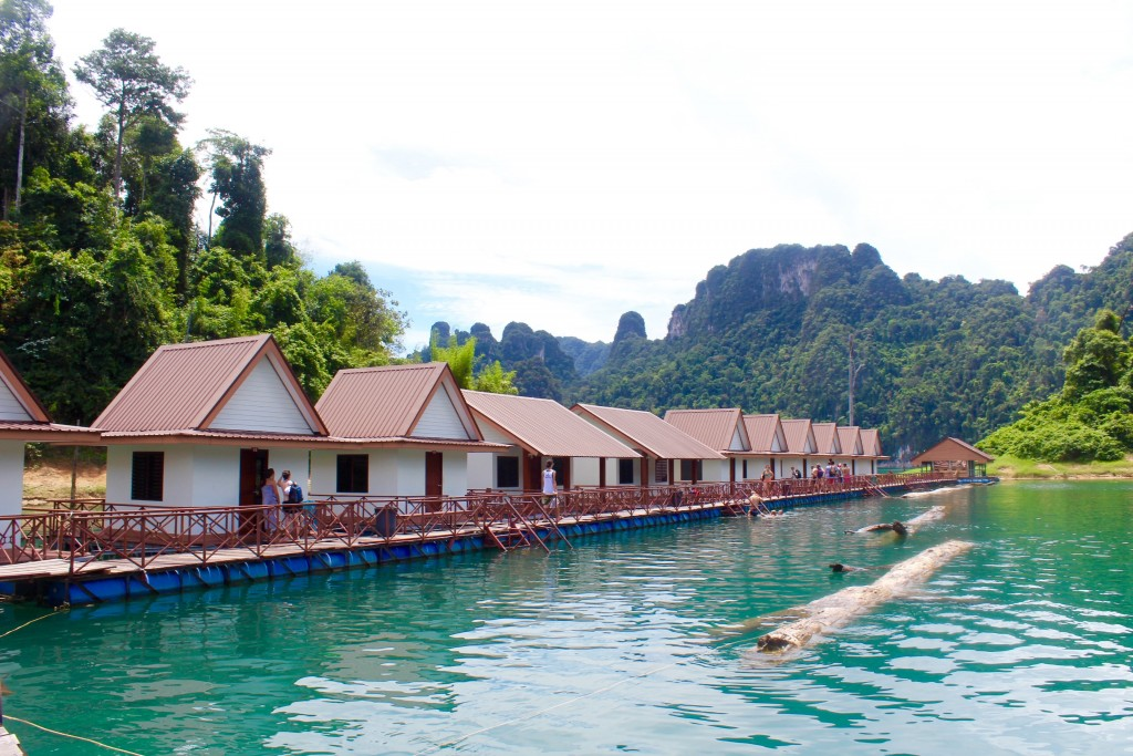 where to go when backpacking in Thailand - Koh Sok Natl Park, places to backpack in thailand